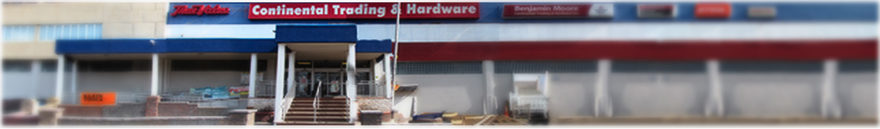 Continental Trading & Hardware